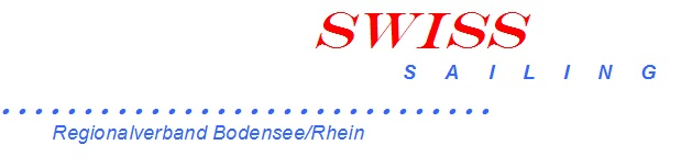 Swiss Sailing RV6 Logo