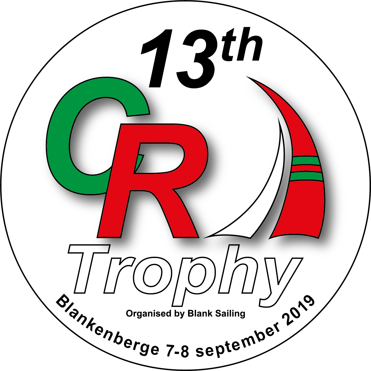 Logo 13de CR Trophy